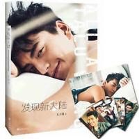 Our Times The Wolf Darren Wang 王大陆 Photo Books 我的少女时代 狼殿下男主角 王大陆发现新大陆 传记写真书籍