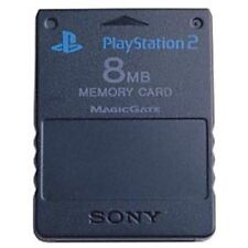 Sony PlayStation 2 (PS2) Memory Card - 8GB, Used