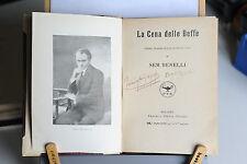 1918 - SEM BENELLI - LA CENA DELLE BEFFE