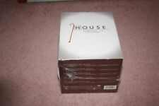 House: Seasons 1 - 5 Collection (DVD, 2009, 26-Disc Set) *Brand New Sealed*