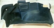 Pontiac G6 Sedan Drivers LH Left Trunk Carpet OEM GM 2005-08 NICE Filler Liner
