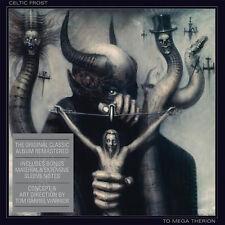 CELTIC FROST - To Mega Therion 2 x LP - 180 Gram Remastered - NEW - Black Metal
