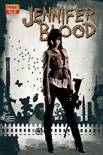 JENNIFER BLOOD #19 VF/NM DYNAMITE GARTH ENNIS TIM BRADSTREET COVER
