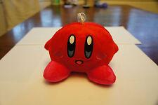"NINTENDO KIRBY 4.2"" Smile Soft Plush Stuffed Toy BL"