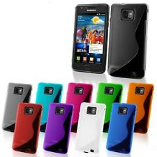 NEW GEL CASES FOR SAMSUNG GALAXY S2