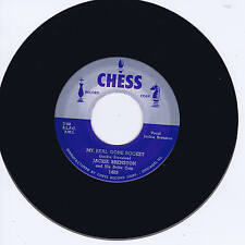 JACKIE BRENSTON - MY REAL GONE ROCKET / TUCKERED OUT - TOP RHYTHM & BLUES JIVER