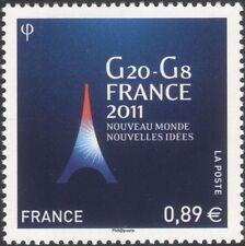 FRANCE 2011 G8 & G20 présidence/Politique/économie/économie 1 V (n45332)