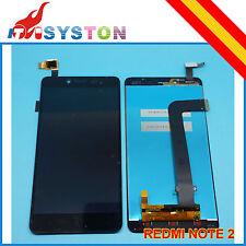 Pantalla COMPLETA LCD Tactil XIAOMI REDMI NOTE 2 Negro