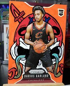 "2019-20 Panini Prizm Darius Garland Rookie Custom ""Skull Cap"" SP #1/1 Cavaliers!"