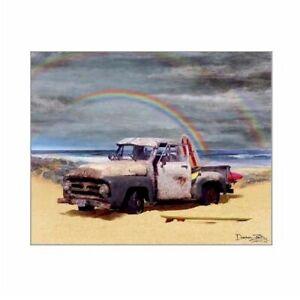Ford Pickup Art Print ~ Cruiser Art Gallery