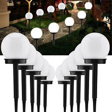 Solar LED Lights Garden Landscape Yard Lawn Outdoor IP55 Waterproof Decor Lamps