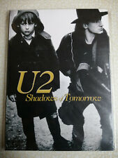 U2 - SHADOWS OF TOMORROW - DVD - NEW