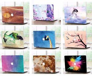 """Für Apple Macbook Air Pro M1 11"""" 13"""" 15"""" 16"""" Schutz Hülle Cover Laptop Case -SG"""