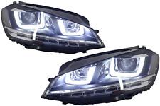 Fari Anteriori Dayline Diurne DRL LED GTI GTD R Volkswagen Golf VII 7 FRECCE LED