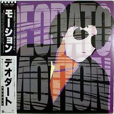 EUMIR DEODATO / MOTION / FUSION / WARNER PIONEER JAPAN OBI