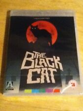 The Black Cat Blu Ray Arrow Video Region AB Lucio Fulci