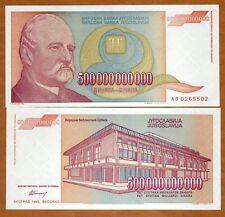 1993 one million dinar UNC Pick 142 RARE Bosnia /& Herzegovina Banja Luka