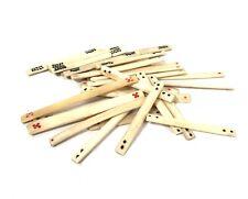 Antique Bone Mahjong / Mah Jong Game / Counters / Point Sticks / Job Lot