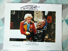 Dr Who Signed Photos B Uncertified Original Autographs
