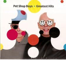 Pet Shop Boys Greatest Hits Best Songs 2016 CD 2-disc Set in Box Sealed
