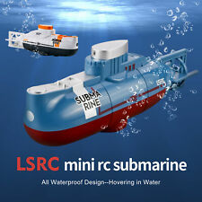 LSRC RC Mini U-Boot Ferngesteuertes für Badewanne Pool Aquarium Spielzeug