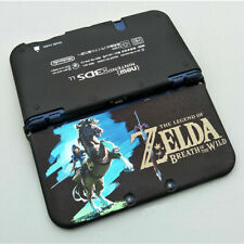 Zelda Matte Protective Case Cover Top & Bottom Shell for Nintendo New 3DS XL LL