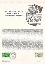 Document Philatélique Timbre  1er Jour : 17/11/ 1979 - Arts & Manufactures