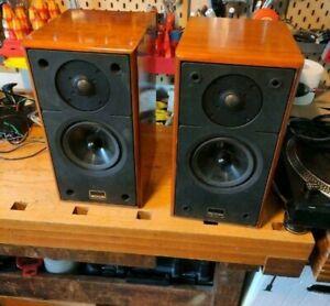 Epos M12 HiFi Lautsprecher High-end Vintage speakers made In GB