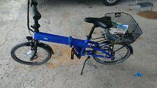 Prophete E-Bike, Alu-Klapprad, Alu-Faltrad, 20 Zoll, 250 Watt
