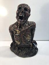 Vintage Paper Magic Group Zombie Halloween Decoration Rubber Latax 15'