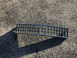 1978-1979 CADILLAC DEVILLE REARWHEEL DRIVE GRILLE CHROME