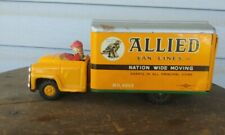 Made In Japan Allied Van Lines Boxtruck With Driver