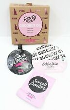Victoria's Secret~ Pink~Party Pack Sampler Sheer Mask,Scrub, Lotion Coconut Oil