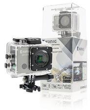 CAMERA SPORTIVE SPORT EMBARQUEE FULL HD 1080p ETANCHE GPS ET WIFI + ACCESSOIRES