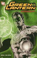 DC PREMIUM SC # 39 - GREEN LANTERN: WIEDERGEBURT - BLACKEST NIGHT - PANINI 2005