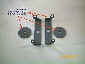 "American Flyer ""S"" gauge Ficus Prods. Tm repair steps on 640 or 632 Hopper cars."