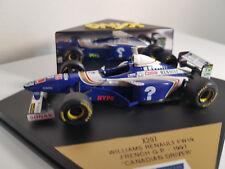 "Onyx Williams Renault Fw19 ""canadian Driver"" Jacques Villeneuve 1/43 comme neuf"