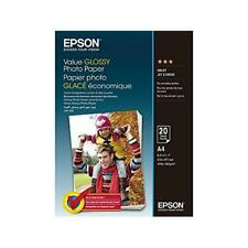 Epson C13S400035 - Glossy Photo Paper A4 20 Sheet