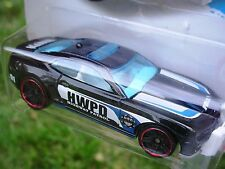 Black'10 Camaro SS. Police Highway Patrol. 2016 HW Rescue 1/5. DHT01. New!