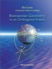 Riemannian Geometry in an Orthogonal Fra, , , Very Good, 2001-12-11,
