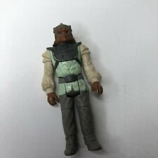 Vintage 1983 Nikto Skiff Guard Action Figure Star Wars Return of the Jedi (K)