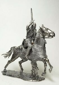 Tin soldier, figure. Russian horse soldier 54 mm