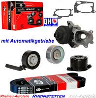 GATES 6PK2083 Keilrippenriemensatz+WP BMW 3 E46 5 E60 E61 6 E63 7 X3 E83 X5 E53