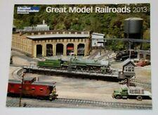 Great Model Railroads 2013 Calendar