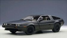 DeLorean DMC 12 (negro mate) 1981