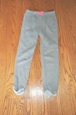 Girls~Juicy Couture~Gray Logo Slim Fit Sweat Pants~Size S(7-8)~Super Cute~