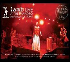 LAMB - LIVE AT THE PARADISO  DVD NEW+