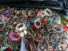 320 pc Bracelet Lot, fashion, good pre owned condition, beads, bangles, charms