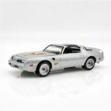 Greenlight 1:64 Hobby Exclusive 1977 Pontiac Trans Am Silver No Box