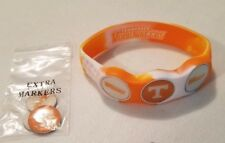 Wrist Skins Golf Ball Marker Bracelet,Tennessee Volunteers,Magnetic,Size Small